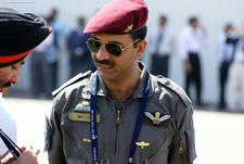 A Lt Col of Army Aviation in Flight Suit