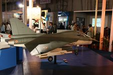 Naval Tejas Model