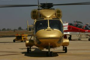 VIP Dhruv front view