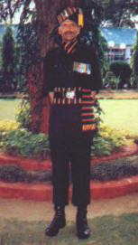 Regimental Uniform of The Brigade of the Guards