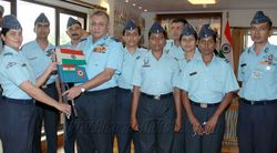 All Woman Mountaineering Team