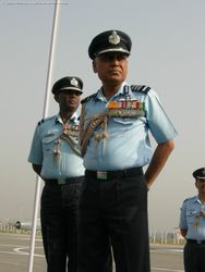 Chief of Air Staff, Air Chief Marshal SP Tyagi
