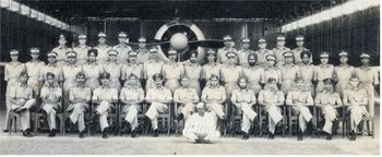 Pre-passing out. AFFC Jodhpur 1957