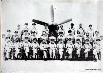 Advanced Flying School (India) - Ambala 1949