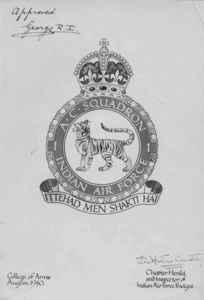 No.1 Squadron Badge