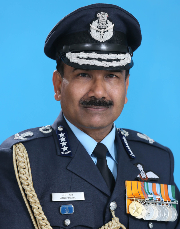 Air Chief Marshal Arup Raha