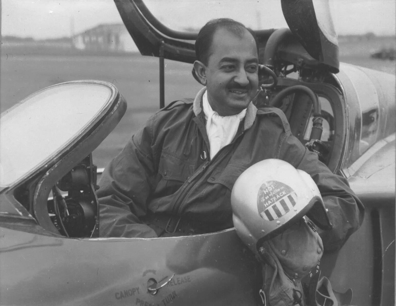 Group Captain Suranjan Das
